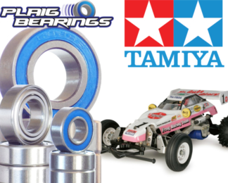 Tamiya Frog Upgrade Bearing Kit