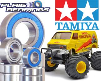 Tamiya Lunchbox Bearing Kits