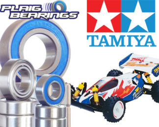 Tamiya Dirt Thrasher Bearing Kits