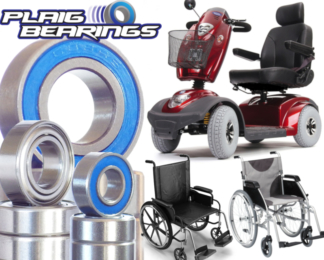 Wheelchair / Mobility Scooter Bearings